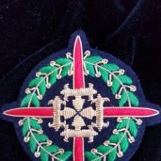 Militaria: LAUREADA DE SAN FERNANDO BORDADA. Lote 194954136
