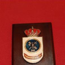 Militaria: LOTE INSIGNIAS Y PEQUEÑA METOPA GUARDIA CIVIL. Lote 194961102
