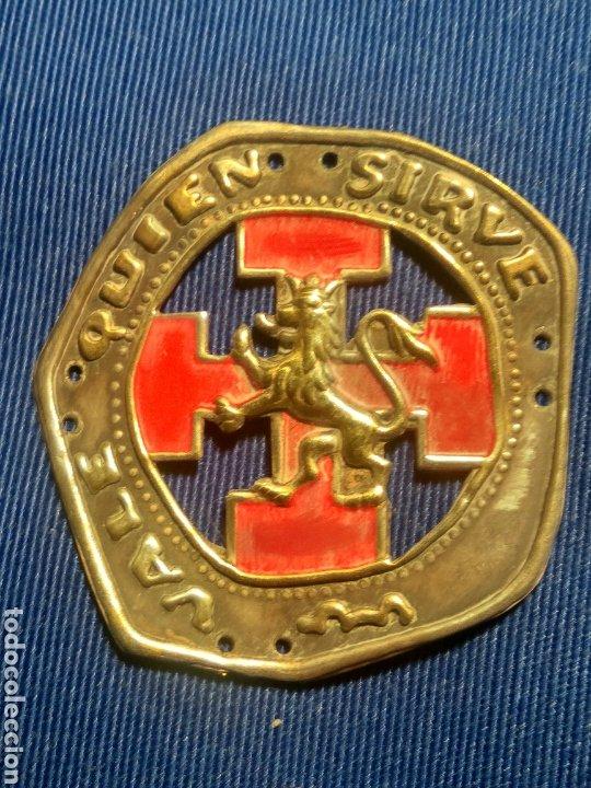 EMBLEMA OJE DE MOCHILA (Militar - Insignias Militares Españolas y Pins)