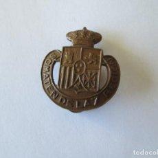 Militaria: INSIGNIA * SOMATEN DE LA 7 REGION. Lote 195015262