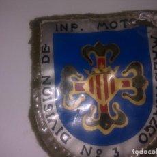 Militaria: PARCHE DE LA DIVISION INF MOTO MAESTRAZGO Nº3. Lote 195066815