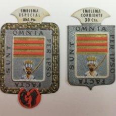 Militaria: AUXILIO SOCIAL SERIE B-7 EL GRAN CAPITAN . Lote 195106376