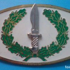 Militaria: INSIGNIA DISTINTIVO DE PECHO OPERACIONES ESPECIALES COE . Lote 195113790