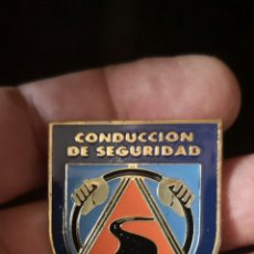 Militaria: DISTINTIVO INSIGNIA DE CONDUCTOR DE SEGURIDAD TEPEPESA. Lote 195118801