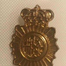 Militaria: PIN POLICIA ESPAÑOLA JUEGOS OLIMPICOS BARCELONA 1992. Lote 195161323