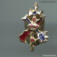 Militaria: INSIGNIA DE SOLAPA DE LA LEGIÓN. AÑOS 80.. Lote 195205118