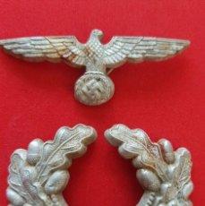 Militaria: INSIGNIAS DE OFICIAL DE WEHRMACHT , TERCER REICH. Lote 195240421