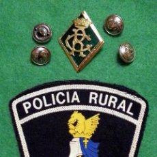 Militaria: POLICÍA RURAL , GUARDA RURAL VALENCIA. Lote 195242896