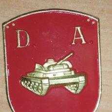 Militaria: CHAPA DIVISION ACORAZADA. Lote 195254805