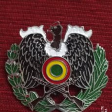 Militaria: INSIGNIA PLACA DISTINTIVO POLICIA NACIONAL DE BOLIVIA SUD-AMÉRICA. Lote 195273446