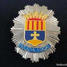 Militaria: PLACA DE PECHO DE PUEBLA DE FARNALS ( VALENCIA ). Lote 195302980