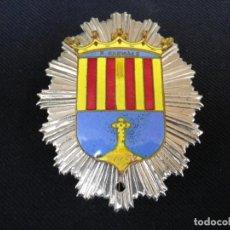 Militaria: PLACA DE PECHO DE PUEBLA DE FARNALS ( VALENCIA ). Lote 195303048