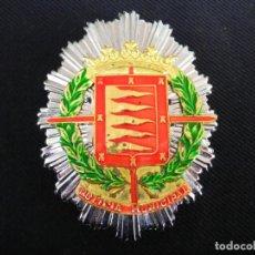 Militaria: PLACA DE PECHO DE VALLADOLID. Lote 195303276