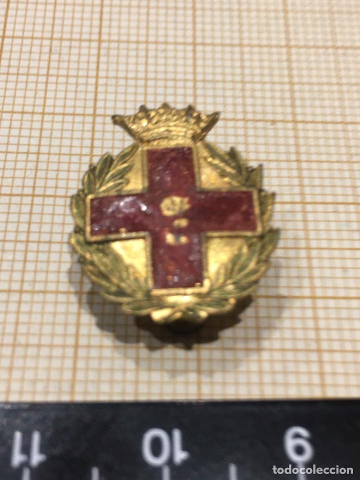 PIN ÉPOCA FRANCO CRUZ ROJA (Militar - Insignias Militares Españolas y Pins)
