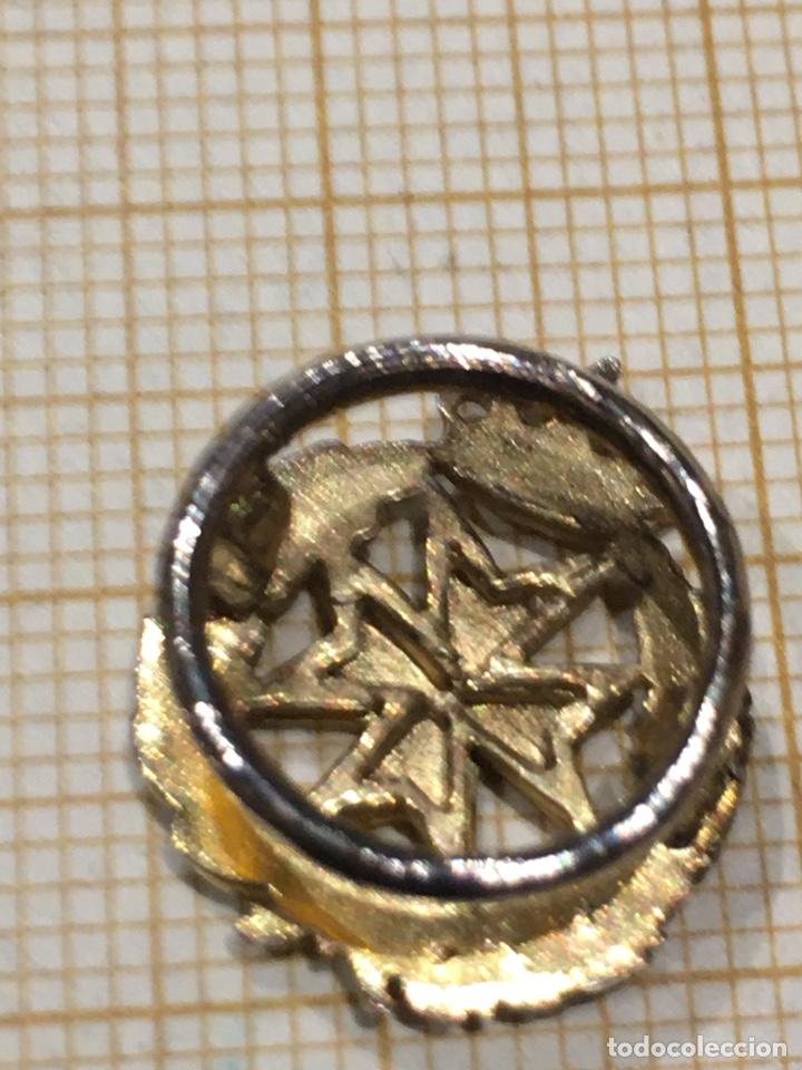 Militaria: Pin Sanidad Militar Antiguo - Foto 3 - 195335208