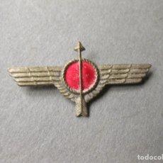 Militaria: INSIGNIA DE APUNTADOR DEL EJERCITO DEL AIRE - AVIACION. Lote 195346040