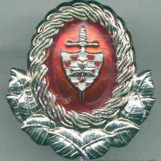 Militaria: CROACIA. GUERRA DE LOS BALCANES. INSIGNIA DE GORRA DE UNA DE LAS MILICIAS NACIONALISTAS CROATAS. Lote 195361933