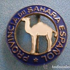 Militaria: DISTINTIVO ORIGINAL SAHARA ESPAÑOL. Lote 195414327
