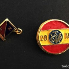 Militaria: 20N Y FUERZA NUEVA. Lote 195541897