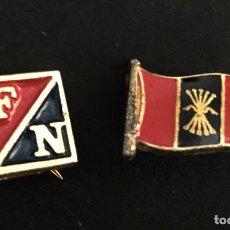 Militaria: FN Y FALANGE. Lote 195542748