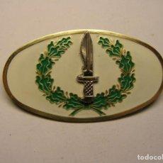 Militaria: INSIGNIA DE PECHO DE LAS COES, MODELO Nº 2, PRIMERA VARIANTE. Nº 8.. Lote 197309755