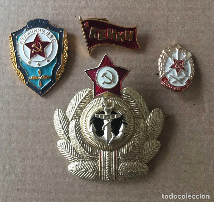 LOTE SOVIETICO URSS RUSIA (Militar - Insignias Militares Internacionales y Pins)
