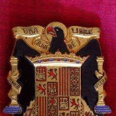 Militaria: EMBLEMA PATRIOTRICO-AGUILA DE SAN JUAN-ESMALTADO. Lote 198590713