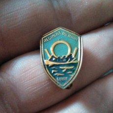 Militaria: INSIGNIA FRANCIA SEGUNDA GUERRA MUNDIAL ,WWII 101 REGIMENT DURHIN GENIE. Lote 198827878
