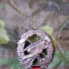 Militaria: INSIGNIA PARA BOINA OPERACIONES ESPECIALES EJERCÍTO ALEMÁN. Lote 199275991