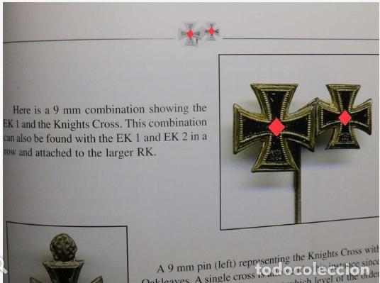Militaria: SEGUNDA GUERRA MUNDIAL. ALEMANIA. MINIATURA DE LA EK1 - EX2 - Foto 5 - 199980091