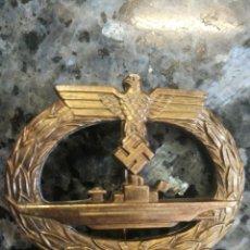 Militaria: U - BOAT INSIGNIA F.O.. Lote 202841131