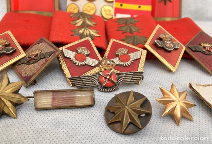 Militaria: Gran lote Rokiski militar con insignia de plata antiguo 1974 - Foto 4 - 203543061