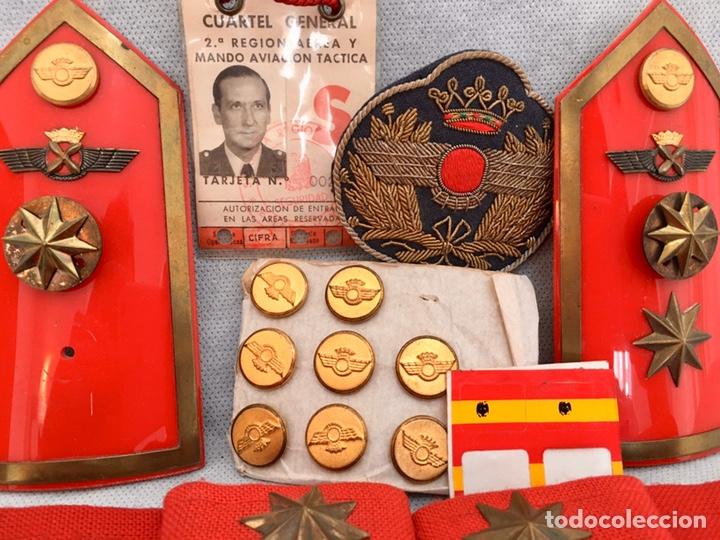 Militaria: Gran lote Rokiski militar con insignia de plata antiguo 1974 - Foto 5 - 203543061