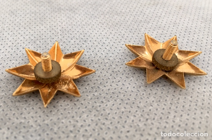 Militaria: Gran lote Rokiski militar con insignia de plata antiguo 1974 - Foto 13 - 203543061