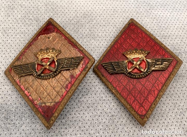 Militaria: Gran lote Rokiski militar con insignia de plata antiguo 1974 - Foto 23 - 203543061