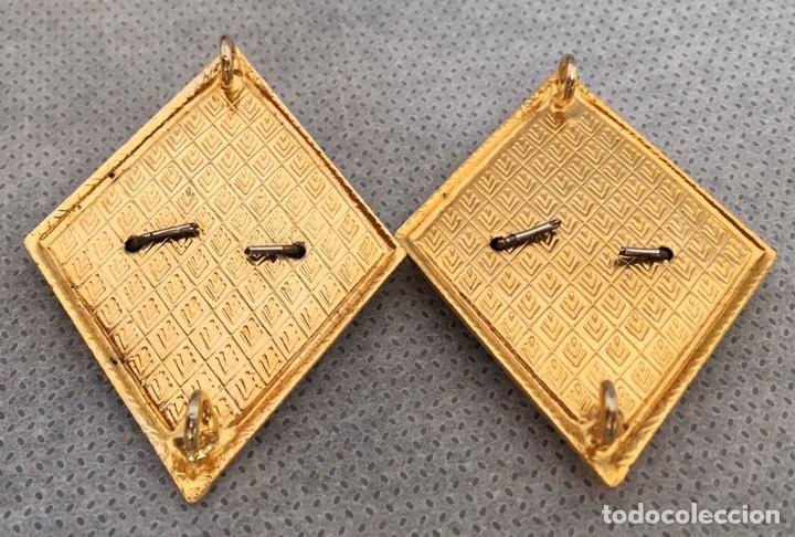 Militaria: Gran lote Rokiski militar con insignia de plata antiguo 1974 - Foto 28 - 203543061