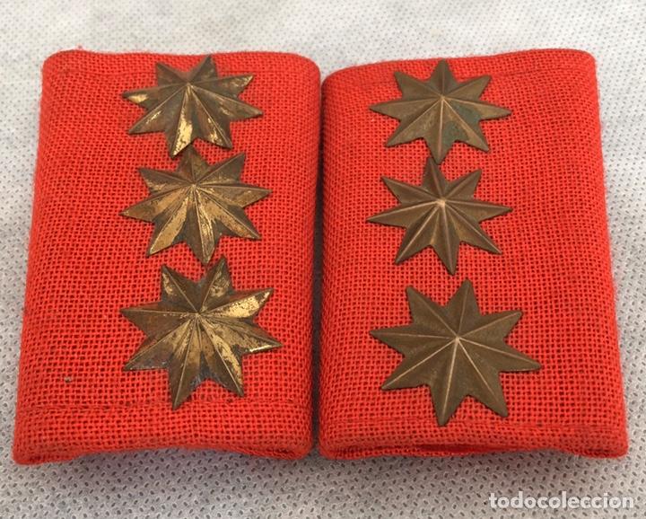 Militaria: Gran lote Rokiski militar con insignia de plata antiguo 1974 - Foto 31 - 203543061