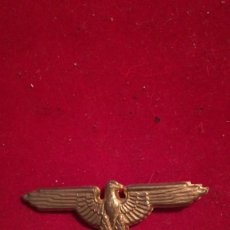 Militaria: INSIGNIA DE UNIFORME DE ÁGUILA MILITAR ALEMANA DE LA SEGUNDA GUERRA MUNDIAL. Lote 203579185
