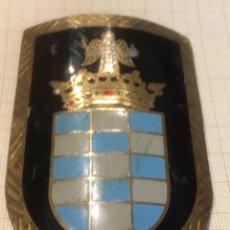 Militaria: DISTINTIVO DE BRAZO METAL ANTIGUO 2 TERCIO DE LA LEGION. Lote 203876103