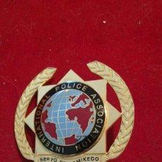 Militaria: PIN ( INTERNATIONAL POLICE ASSOCIATION).. Lote 240406550