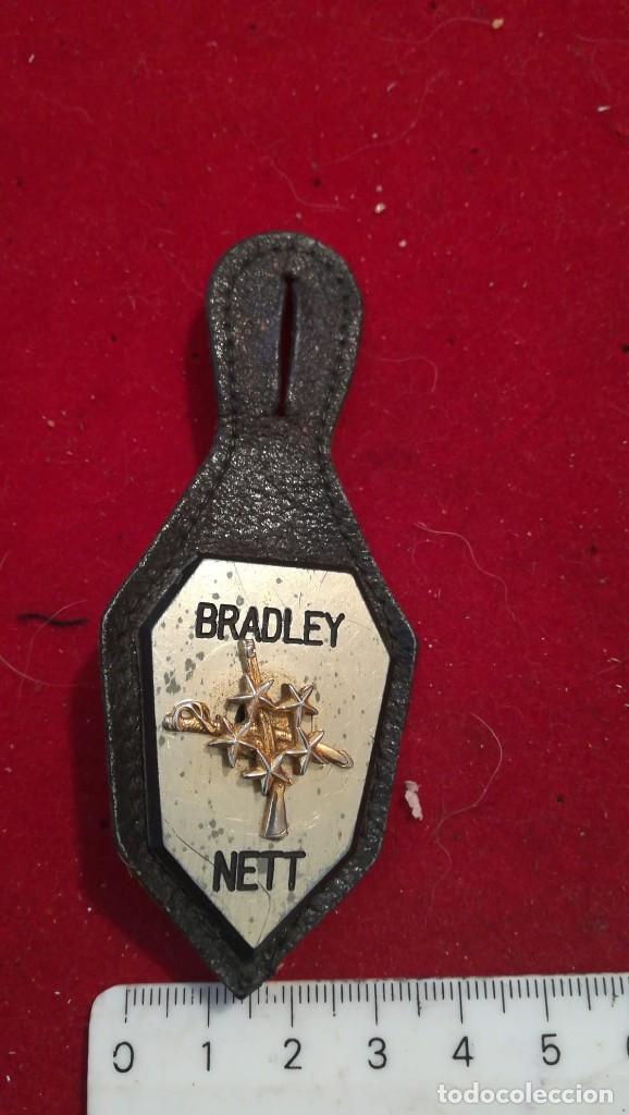 PEPITO BRADLEY NETT (Militar - Insignias Militares Internacionales y Pins)
