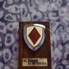 Militaria: EL HONOR ED MI DIVISA. Lote 204608628