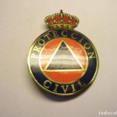 Militaria: GRAN INSIGNIA DE PROTECCIÓN CIVIL, ESPAÑA.. Lote 205468198