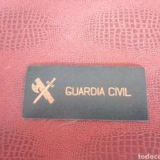 Militaria: PARCHE GUARDIA CIVIL. Lote 205577791