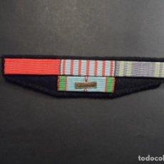 Militaria: INSIGNIA 4 CONDECORACIONES DE LA II GUERRA MUNDIAL. FRANCIA LIBRE. MARINA.REP. FRANCESA. SIGLO XX.. Lote 205582550