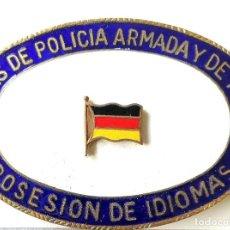 Militaria: PLACA POLICIA ARMADA. Lote 205685705