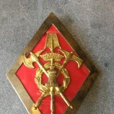 Militaria: INSIGNIA-DISTINTIVO DE GASTADOR. Lote 206480282