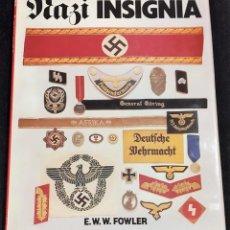 Militaria: NAZI INSIGNIA. E.W.W. FOWLER. Lote 206552738