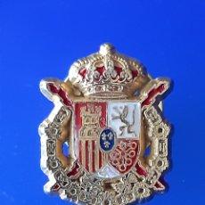 Militaria: PIN - ESCUDO CASA REAL ESPAÑOLA - ESPAÑA. Lote 207302158