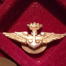 Militaria: INSIGNIA AERONAVAL HELICOPTEROS. Lote 208057961